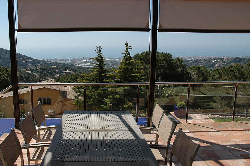 Vestíbulo - Casa en alquiler en Cabrils - 124125741