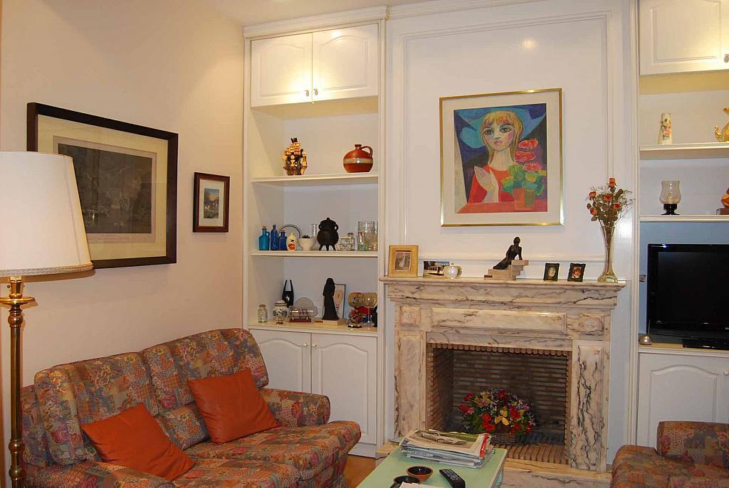 Salón - Casa en alquiler en Tiana - 142631390
