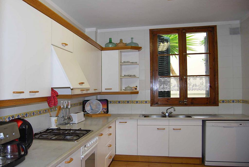 Cocina - Casa en alquiler en Tiana - 142631396