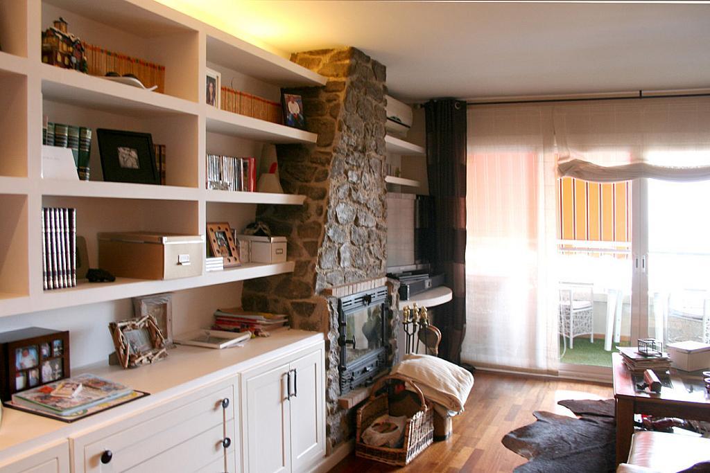 Salón - Apartamento en venta en Sant Andreu de Llavaneres - 148660603