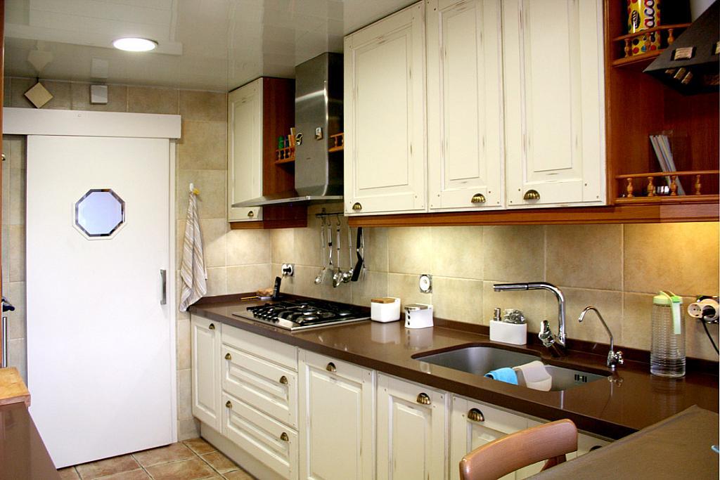 Cocina - Apartamento en venta en Sant Andreu de Llavaneres - 148660612