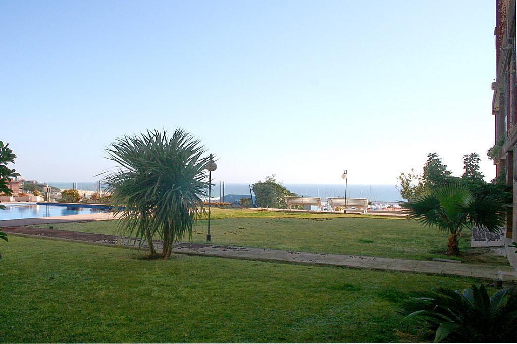 Jardín - Apartamento en venta en Sant Andreu de Llavaneres - 148660633