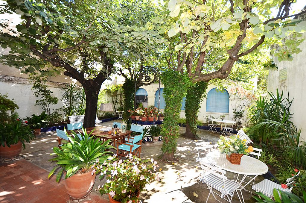Jardín - Casa pareada en alquiler en Canet de Mar - 151052968