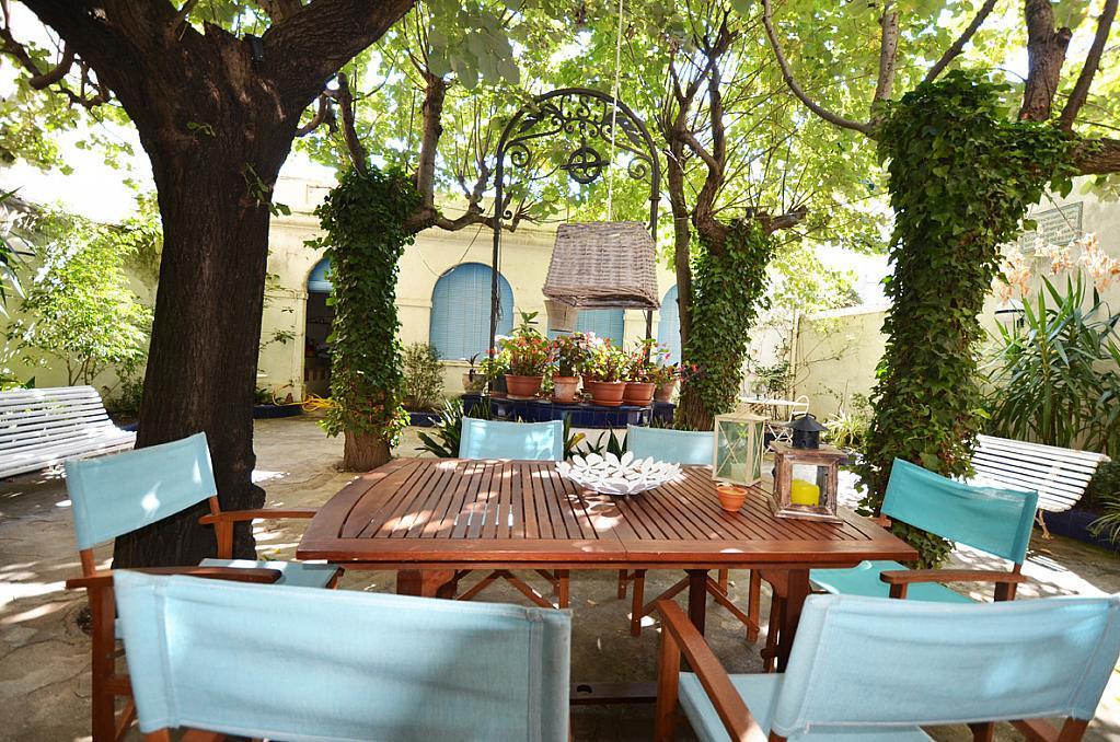 Jardín - Casa pareada en alquiler en Canet de Mar - 151052977
