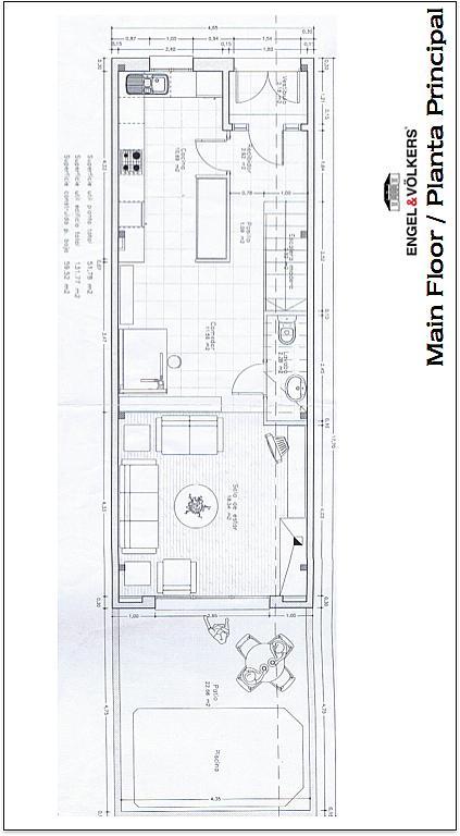 Casa en alquiler en Pineda de Mar - 226654516