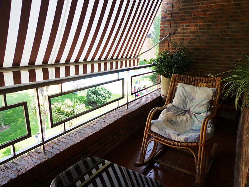 Terraza - Estudio en alquiler en calle Sacedón, Villaviciosa de Odón - 119755155