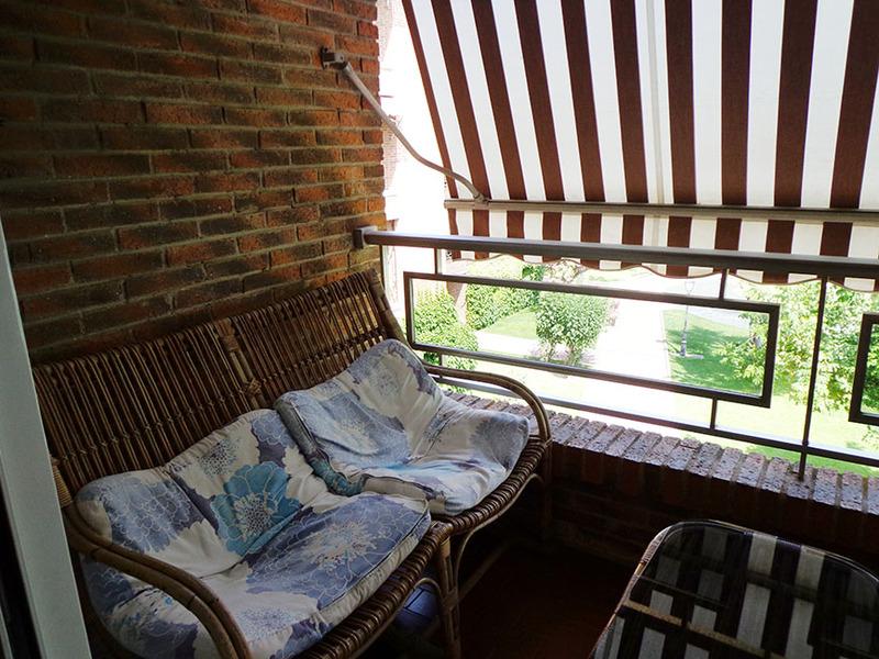 Terraza - Estudio en alquiler en calle Sacedón, Villaviciosa de Odón - 119755156