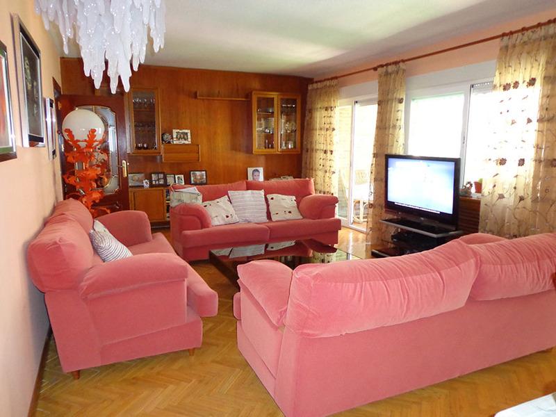 Salón - Estudio en alquiler en calle Sacedón, Villaviciosa de Odón - 119755158