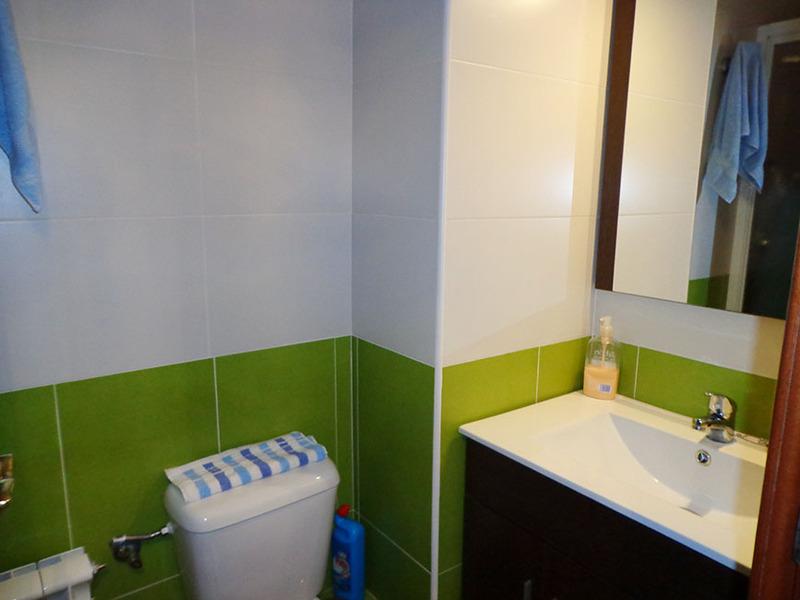 Baño - Estudio en alquiler en calle Sacedón, Villaviciosa de Odón - 119755163