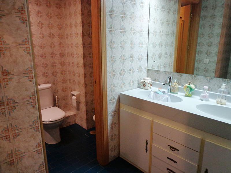 Baño - Estudio en alquiler en calle Sacedón, Villaviciosa de Odón - 119755164