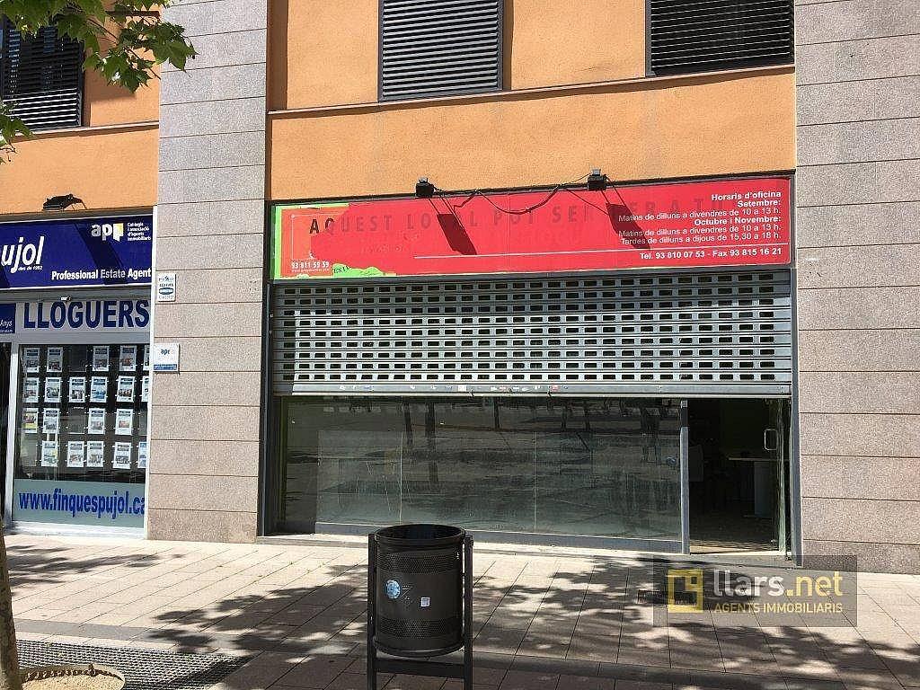 Detalles - Local en alquiler en calle Pere Jacas, Barri de Mar en Vilanova i La Geltrú - 286193146
