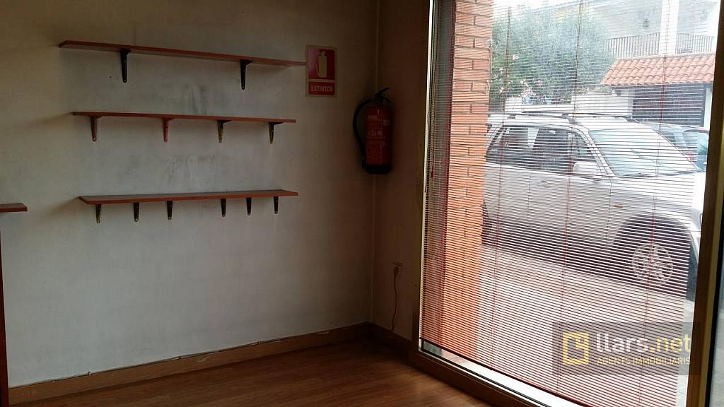Detalles - Local comercial en alquiler en calle Can Torreta, Can Torreta en Sant Pere de Ribes - 221004773
