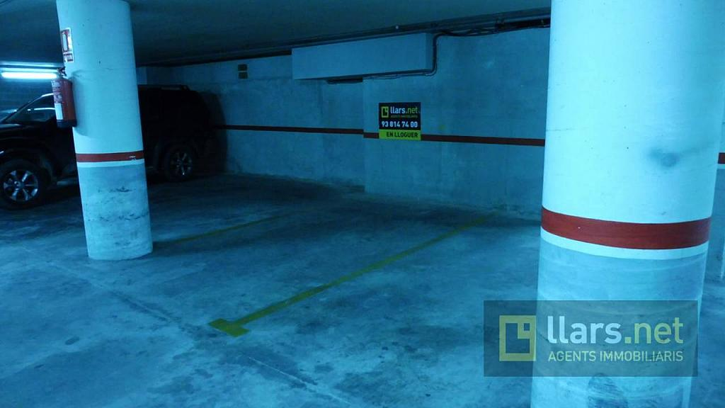 Detalles - Parking en alquiler en calle Molí de Vent, Molí de vent en Vilanova i La Geltrú - 232488601