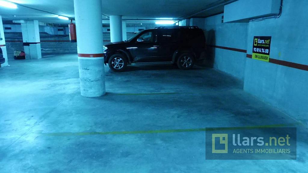 Detalles - Parking en alquiler en calle Molí de Vent, Molí de vent en Vilanova i La Geltrú - 232488603