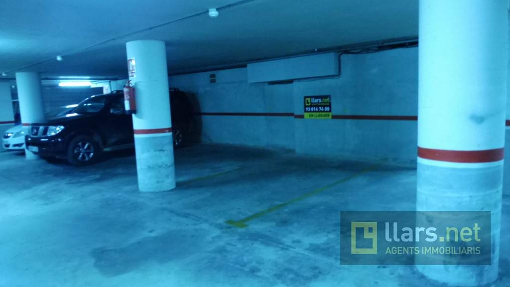 Detalles - Parking en alquiler en calle Molí de Vent, Molí de vent en Vilanova i La Geltrú - 232488610