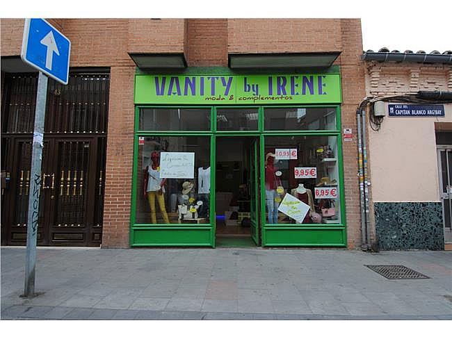 Local comercial en alquiler en calle Capitan Blanco Argibay, Valdeacederas en Madrid - 313306620