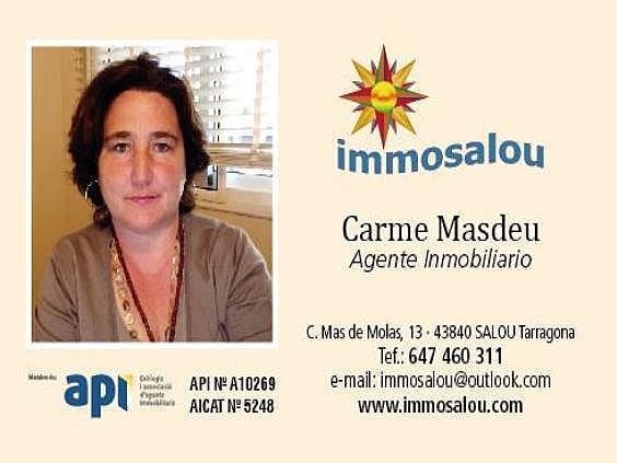 Apartamento en venta en calle Diputacion, Vilafortuny en Cambrils - 184084742