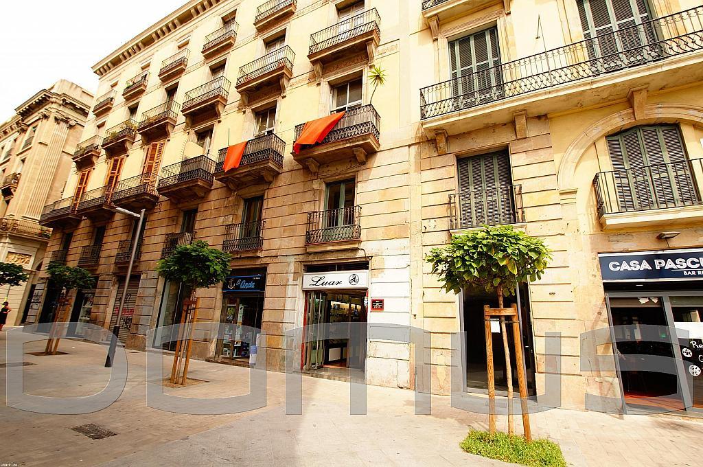 Fachada - Piso en alquiler en Born-Santa Caterina-Sant Pere-La Ribera en Barcelona - 327367415
