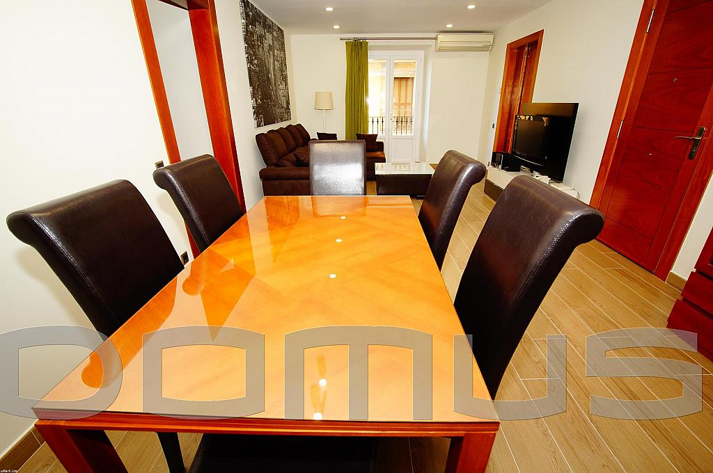 Comedor - Piso en alquiler en Born-Santa Caterina-Sant Pere-La Ribera en Barcelona - 327367421