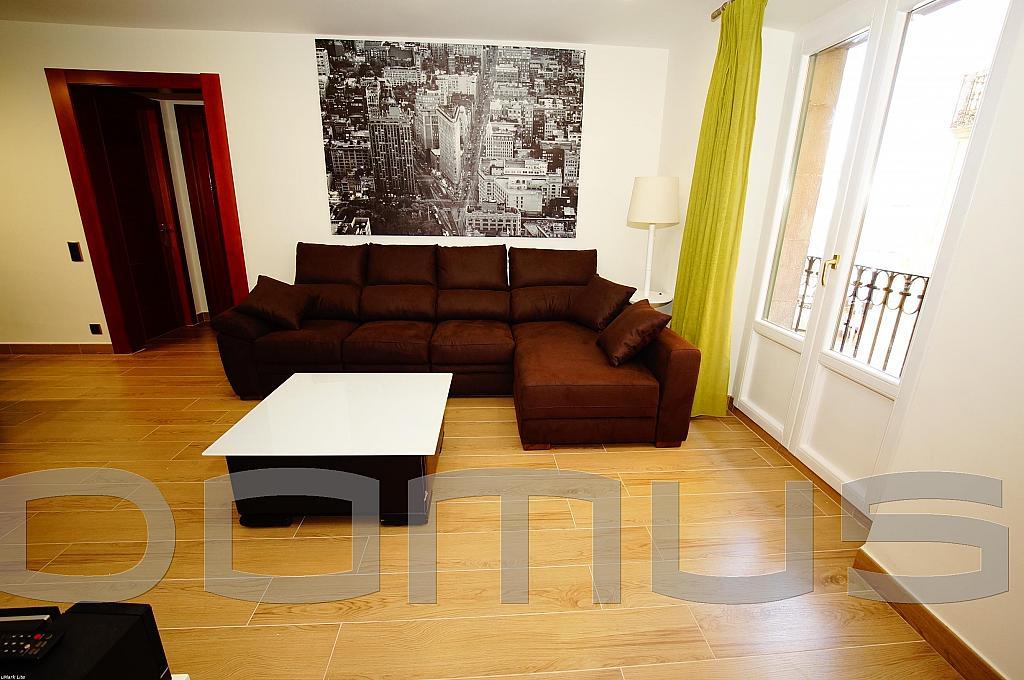 Comedor - Piso en alquiler en Born-Santa Caterina-Sant Pere-La Ribera en Barcelona - 327367425