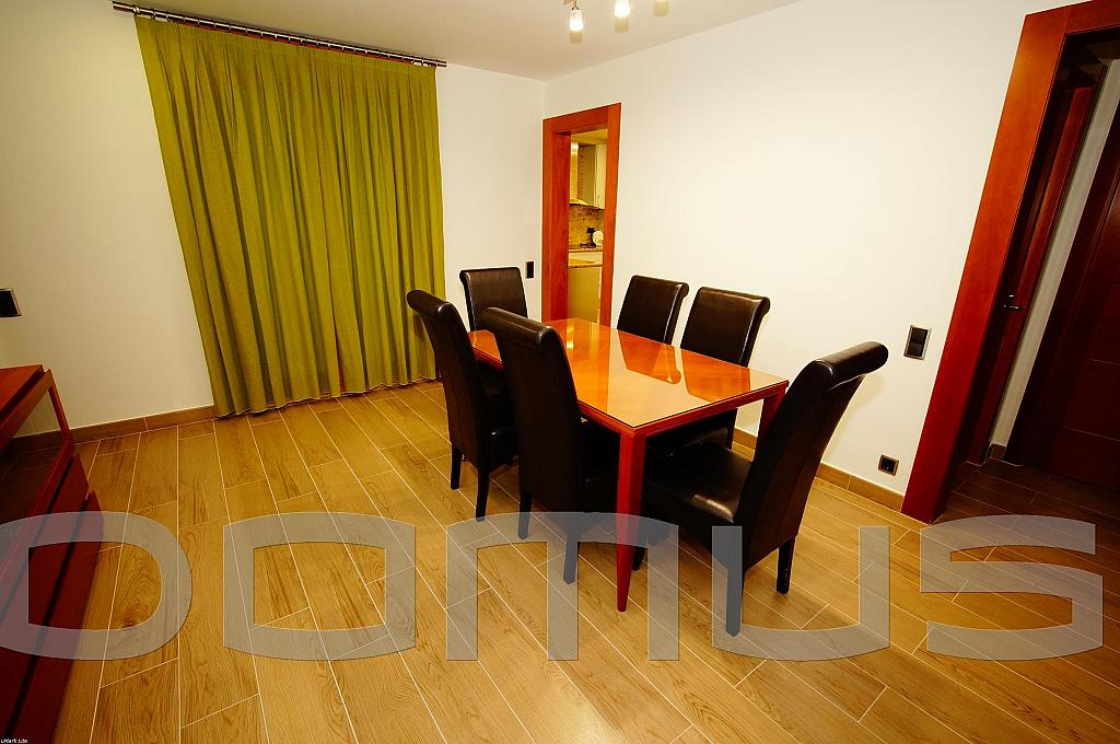 Comedor - Piso en alquiler en Born-Santa Caterina-Sant Pere-La Ribera en Barcelona - 327367426