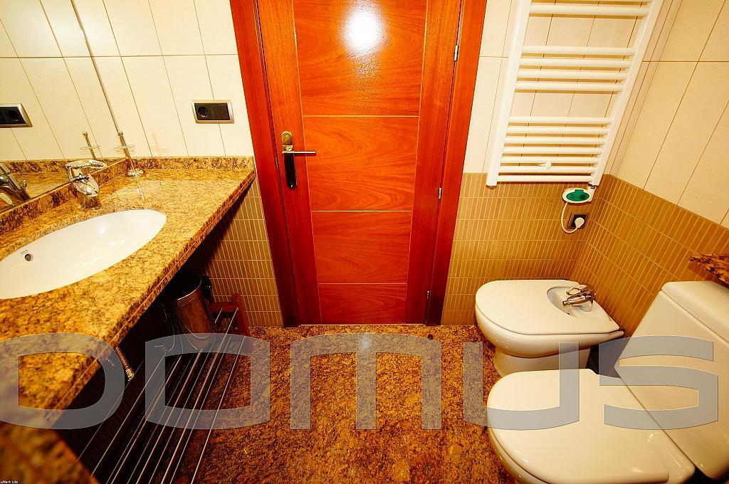Baño - Piso en alquiler en Born-Santa Caterina-Sant Pere-La Ribera en Barcelona - 327367446