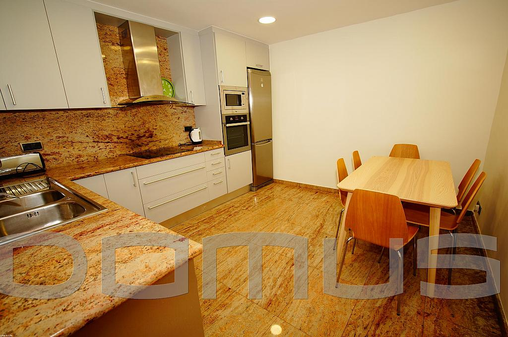 Cocina - Piso en alquiler en Born-Santa Caterina-Sant Pere-La Ribera en Barcelona - 327367463