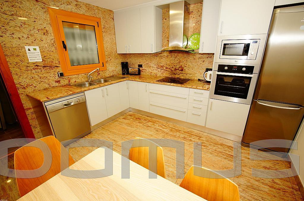 Cocina - Piso en alquiler en Born-Santa Caterina-Sant Pere-La Ribera en Barcelona - 327367469
