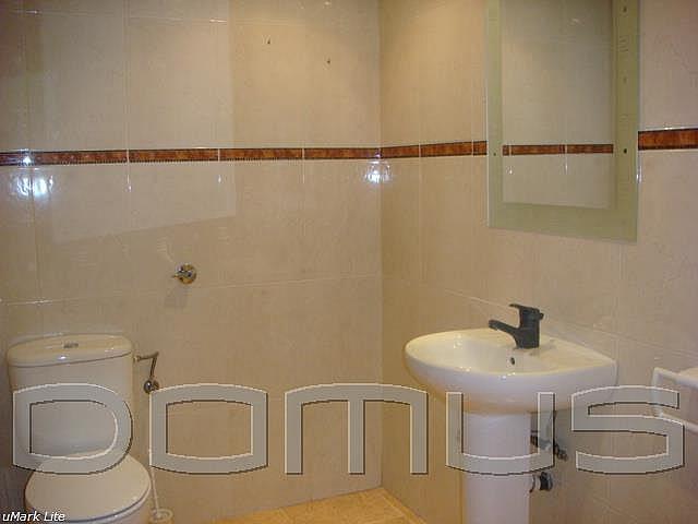 Baño - Local comercial en alquiler en Sant Cugat del Vallès - 242704512