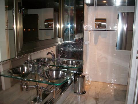 Baño - Oficina en alquiler en carretera Sant Cugat a Rubi Km, Sant Cugat del Vallès - 28117454