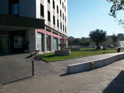 Jardín - Oficina en alquiler en carretera Sant Cugat a Rubi Km, Sant Cugat del Vallès - 28117460