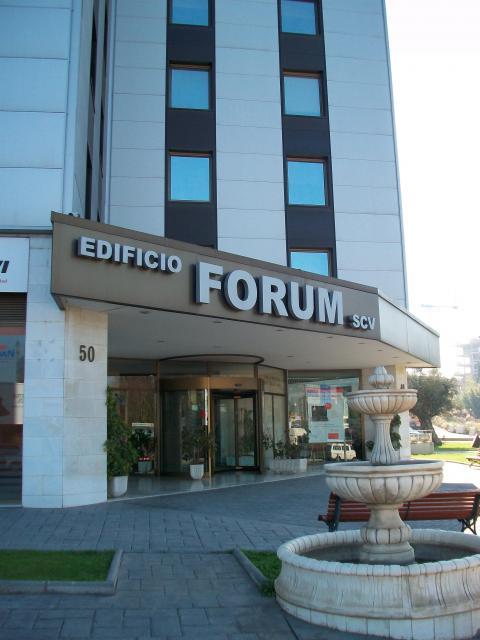 Fachada - Oficina en alquiler en carretera Sant Cugat a Rubi Km, Sant Cugat del Vallès - 28117475
