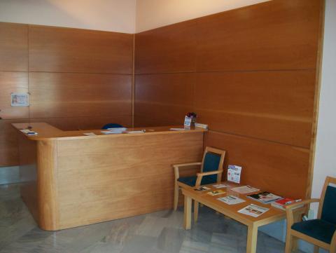 Vestíbulo - Oficina en alquiler en carretera Sant Cugat a Rubi Km, Sant Cugat del Vallès - 28117492