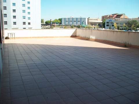 Terraza - Oficina en alquiler en carretera Sant Cugat a Rubi Km, Sant Cugat del Vallès - 28117508