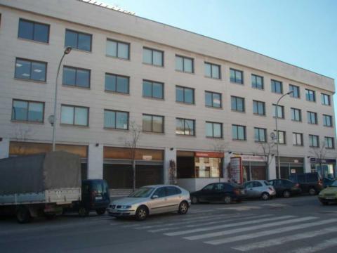 Fachada - Oficina en alquiler en calle Beat Oriol, Montcada i Reixac - 28118076