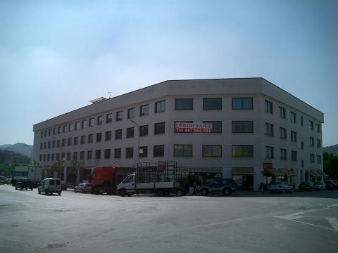 Fachada - Oficina en alquiler en calle Beat Oriol, Montcada i Reixac - 28118087