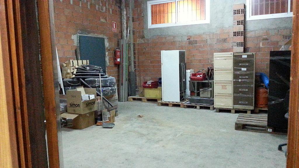 Local comercial en alquiler en calle Mare de Deu del Carme, Besos mar en Sant Adrià de Besos - 245866335