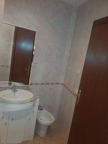 Baño - Piso en alquiler en calle Catalunya, Centro en Sant Adrià de Besos - 117157616