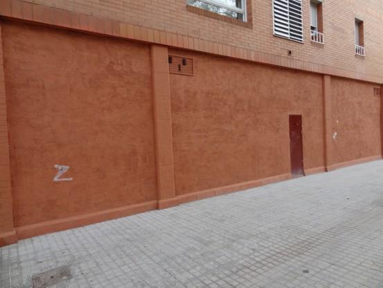Fachada - Local en alquiler en calle Mare de Deu del Carme, Sant Adrià de Besos - 99479360