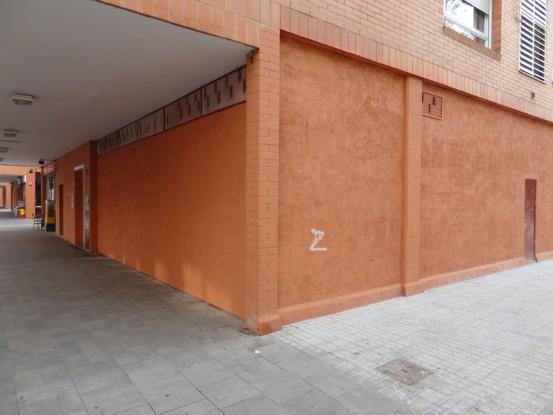 Fachada - Local en alquiler en calle Mare de Deu del Carme, Sant Adrià de Besos - 99479361