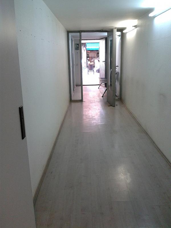 Local en alquiler en calle Mare de Deu del Carme, Sant Adrià de Besos - 221449545