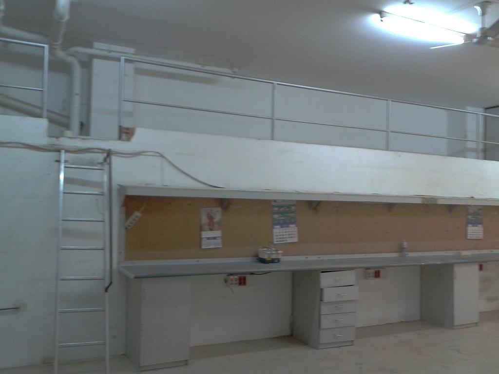 Local en alquiler en calle Mare de Deu del Carme, Sant Adrià de Besos - 221449565