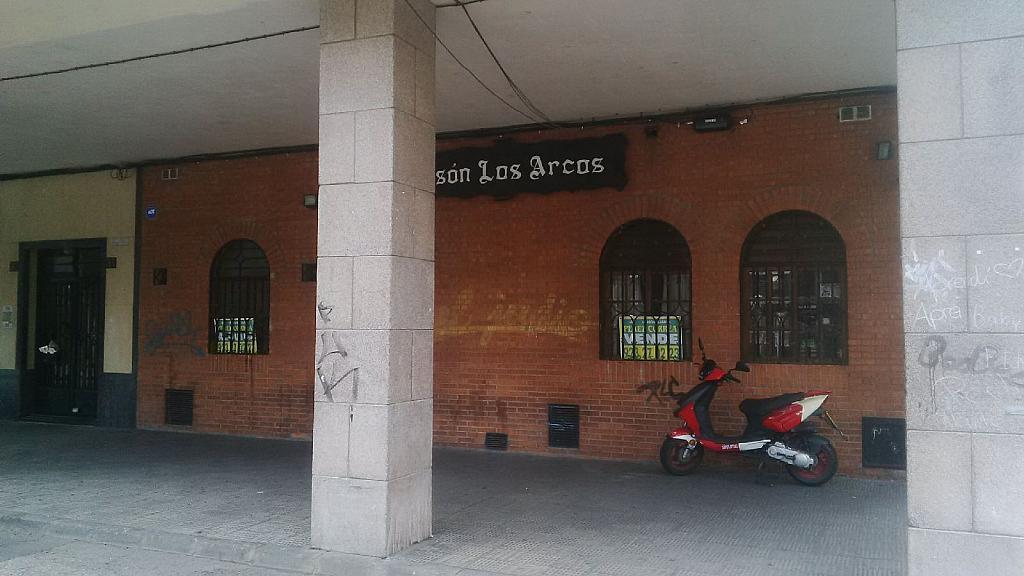 Local comercial en alquiler en plaza De Barcelona, Garrido-Norte en Salamanca - 269497001
