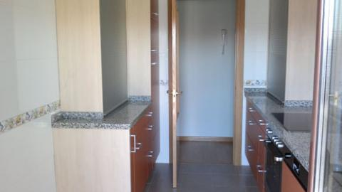 Cocina - Piso en alquiler en calle Girasoles, Villares de la Reina - 42857575