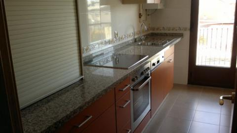 Cocina - Piso en alquiler en calle Girasoles, Villares de la Reina - 42857588