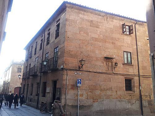 Fachada - Oficina en alquiler en calle Libreros, Centro en Salamanca - 130761149
