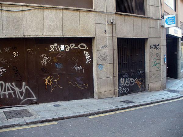 Fachada - Local en alquiler en calle Ronda del Corpus, Centro en Salamanca - 179156053