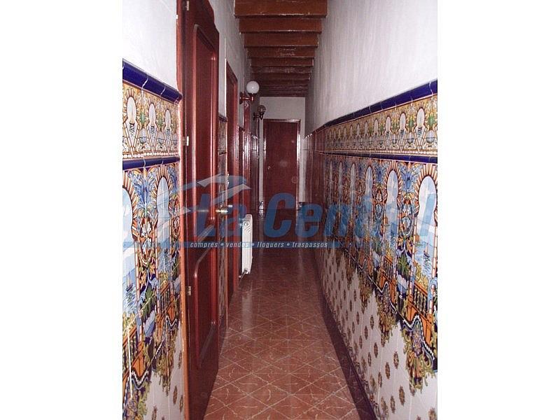 Corredor. - Casa en alquiler opción compra en Sénia, la - 275172841