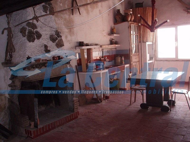 Sala de estar-chimenea 1.2. jpg - Casa en alquiler opción compra en Sénia, la - 275172856
