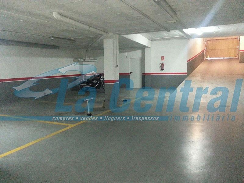Acceso parking - Garaje en alquiler en Tortosa - 275173885